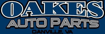 Oakes Auto Parts Danville VA Logo